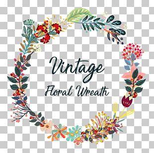 Wreath Floral Design Flower Graphics Garland PNG