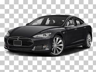 2015 Tesla Model S Car Tesla Motors Tesla Model 3 Electric Vehicle PNG