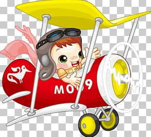Airplane Helicopter Aircraft Cartoon PNG