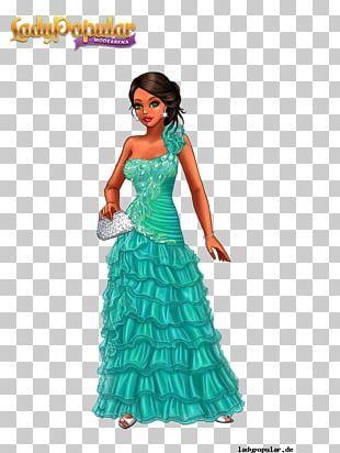 Lady Popular Dress Queen Game Fashion PNG