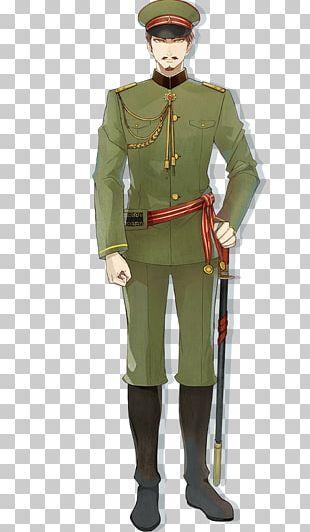 Nil Admirari No Tenbin: Teito Genwaku Kitan Army Officer Owase Military Police Military Uniform PNG