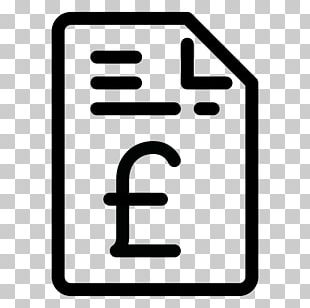 Computer Icons Invoice Pound Sign Pound Sterling Finance PNG