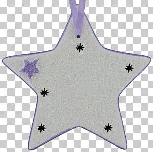 Lavender Purple Violet Lilac Christmas Ornament PNG