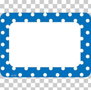 Name Tag Polka Dot Teacher Name Plates & Tags Student PNG