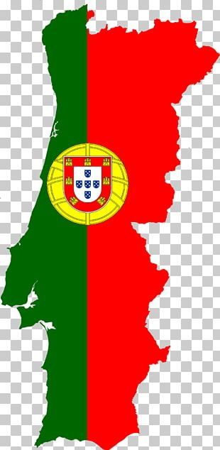Flag Of Portugal Map National Flag PNG