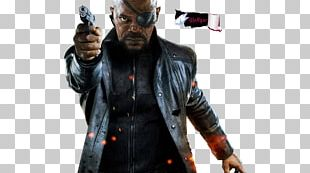 Nick Fury Maria Hill Film Marvel Cinematic Universe S.H.I.E.L.D. PNG