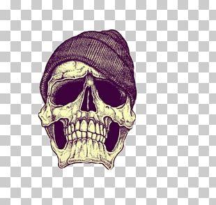 La Calavera Catrina Skull Day Of The Dead Art PNG