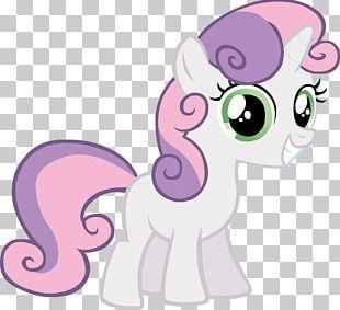 Sweetie Belle Pinkie Pie Rarity Apple Bloom Pony PNG