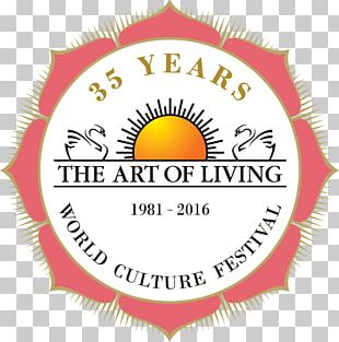 World Cultural Festival The Art Of Living Yoga Oase The Art Of Living Yoga Studio PNG