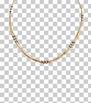 Jewellery Chain Earring Necklace Mangala Sutra PNG