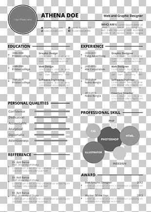 Curriculum Vitae Résumé Template Office Open XML PNG