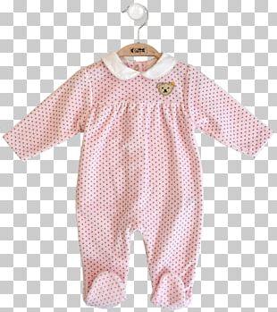 Baby & Toddler One-Pieces Polka Dot Pajamas Sleeve Dress PNG