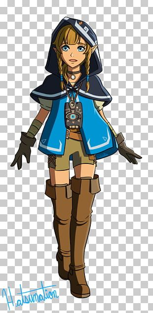 The Legend Of Zelda: Breath Of The Wild Hyrule Warriors Link Princess Zelda The Legend Of Zelda: Skyward Sword PNG