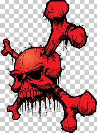 Skull T-shirt Bone PNG