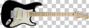 Fender Stratocaster Fingerboard Electric Guitar Fender Musical Instruments Corporation PNG