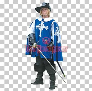 Knight Surcoat Musketeer Clothing Tabard PNG