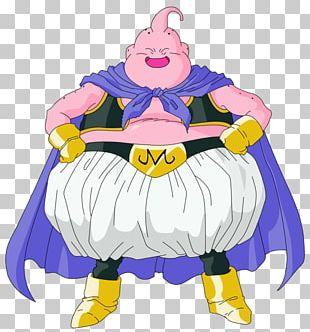Majin Buu Frieza Goku Piccolo Gotenks PNG