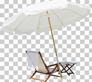 Chair Beach Umbrella PNG