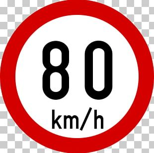 Ireland Traffic Sign Speed Limit Kilometer Per Hour Road PNG