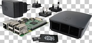 Raspberry Pi 3 Computer ARM Architecture PNG