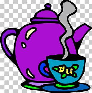 Sweet-Tea Celebrations Tea Room Coffee Teapot PNG
