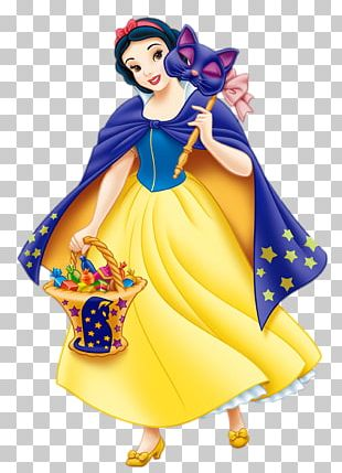 Snow White Queen Belle PNG