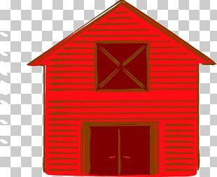 Barn Cartoon Farm PNG