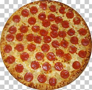 Pizza Italian Cuisine Pepperoni Restaurant PNG
