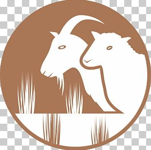 Goat Cattle Sheep Philosophy Logo PNG