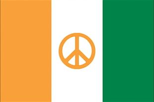 Ireland Saint Patrick's Day Peace Flag Irish People PNG