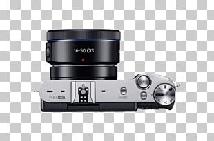 Samsung NX300 Mirrorless Interchangeable-lens Camera Camera Lens Point-and-shoot Camera PNG