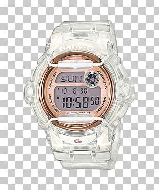 G-Shock Shock-resistant Watch Casio Water Resistant Mark PNG