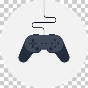 Joystick Game Controllers Gamepad Computer Icons Video Game PNG