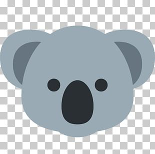 Koala Emojipedia Sticker Text Messaging PNG