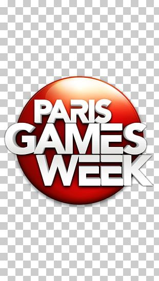Paris Games Week Logo Brand Product Design PNG