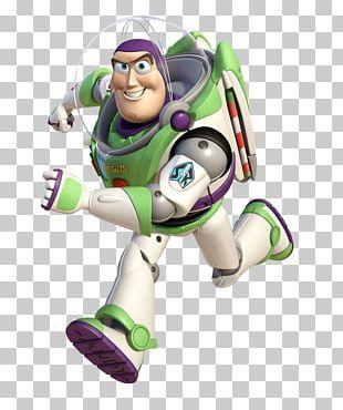 Buzz Lightyear Sheriff Woody Jessie Toy Story Wall Decal PNG