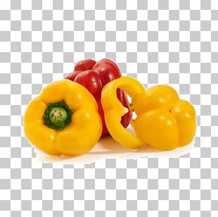 Chili Pepper Bell Pepper Vegetarian Cuisine Yellow Pepper Pimiento PNG
