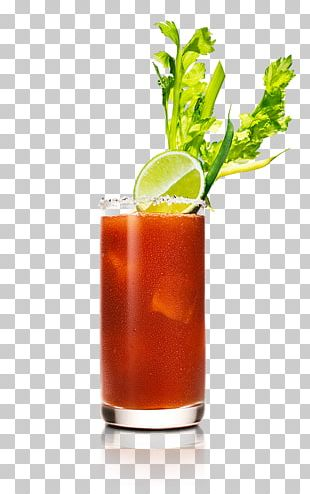 Bloody Mary Cocktail Garnish Sea Breeze Rum And Coke Mai Tai PNG