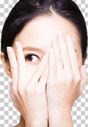 Eye Periorbital Dark Circles Stock Photography Woman Visual Perception PNG