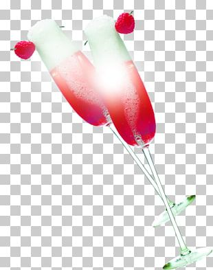 Champagne Cocktail Wine Cocktail Cocktail Garnish PNG