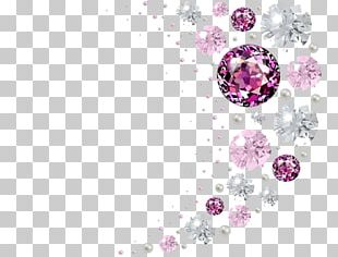 Diamond Color Gemstone PNG