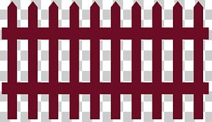 Picket Fence Gate House Garden PNG