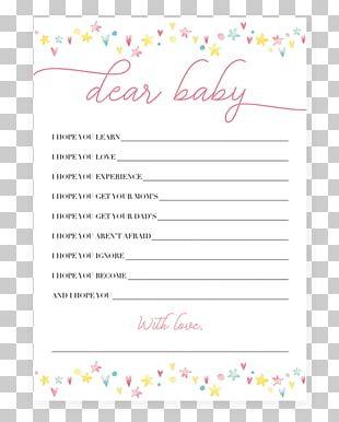 Template Résumé Infant Wedding Invitation Baby Shower PNG