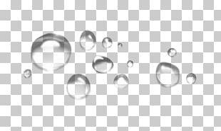 Drop Water Sticker PNG