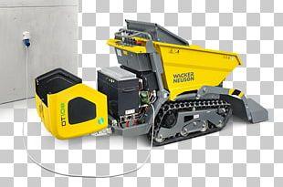 Dump Truck Wacker Neuson Dumper Electricity Hydraulics PNG
