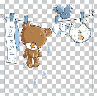 Wedding Invitation Baby Shower Infant Paper Punchbowl.com PNG