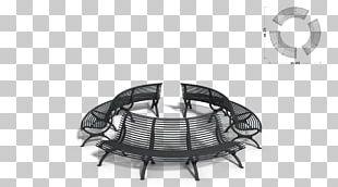Bench Street Furniture Convex Set Seat PNG
