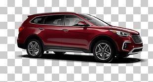 2017 Hyundai Santa Fe Car 2018 Hyundai Santa Fe Sport 2016 Hyundai Santa Fe PNG