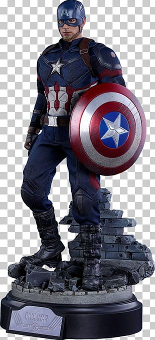 Captain America Action & Toy Figures Hot Toys Limited Marvel Cinematic Universe PNG