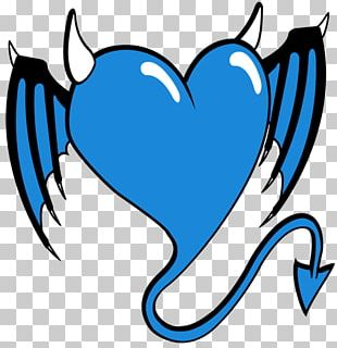 Devil Heart Sign Of The Horns Satan PNG